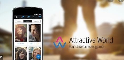 Attractiveworld net : A serious dating site for singles