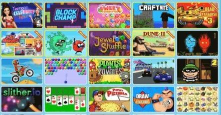 Top 10 des meilleurs sites de jeux en ligne gratuit pour toute la famille