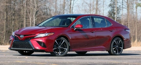 The 2018 Toyota Camry is the best of all times