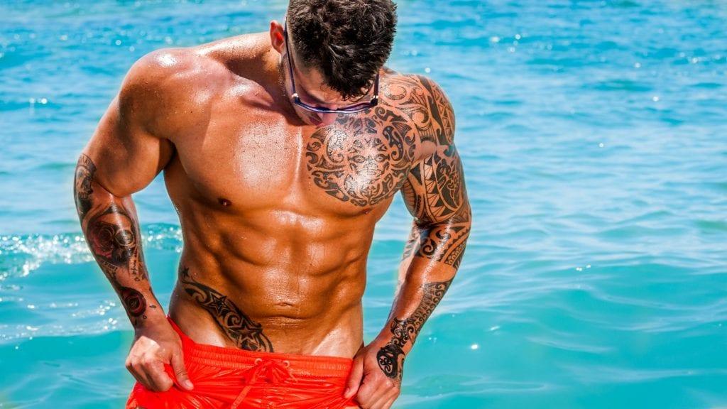 Top 10 - Les plus hommes sexy sur Instagram
