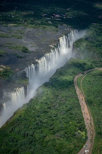 Victoria, au Zimbabwe