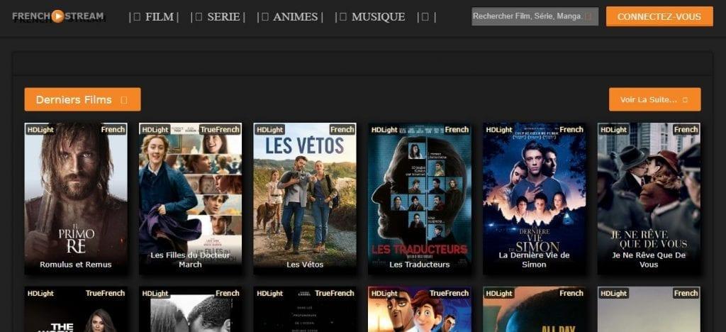 French-Stream.eu - Découvrez ce site de Streaming gratuit