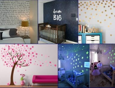 Simply decorate your home with paint
