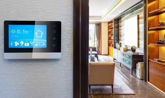 New innovative technology for smart home
