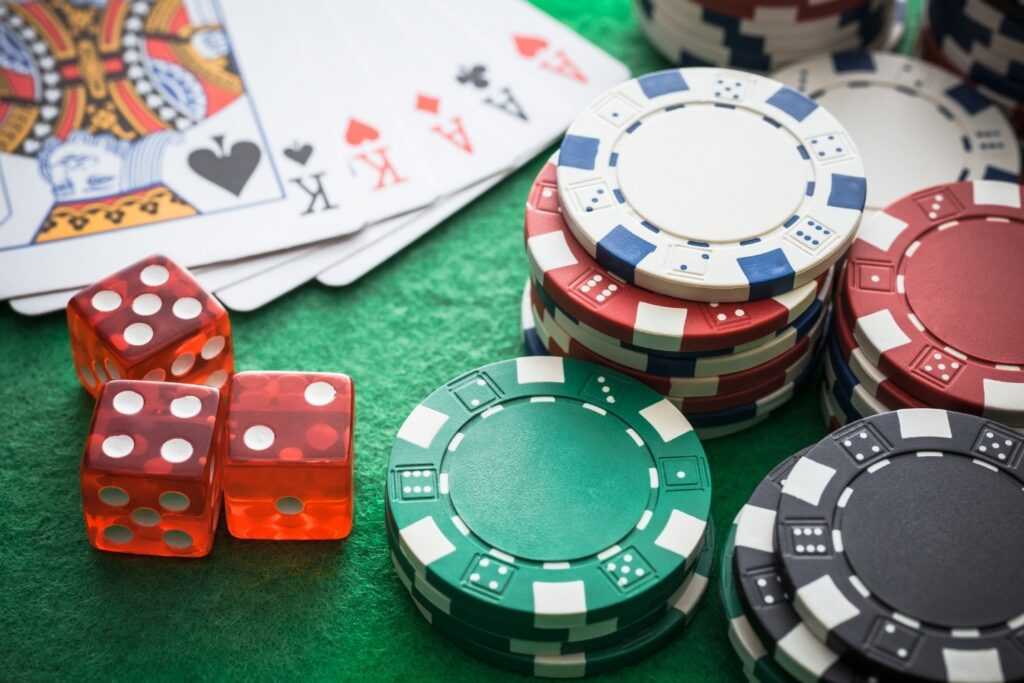 The Similarities Between Professional Gambling and the Financial Sector
