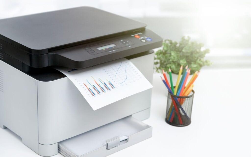 problèmes d'imprimante
