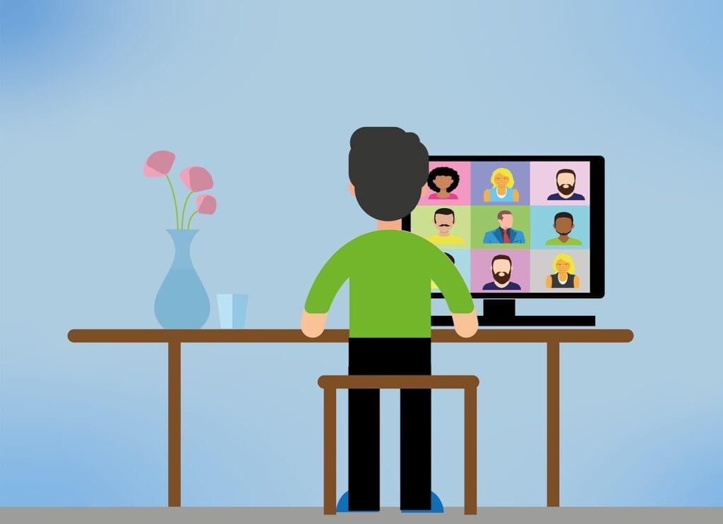 Découvrez Skype et d'autre application vidéo conférence