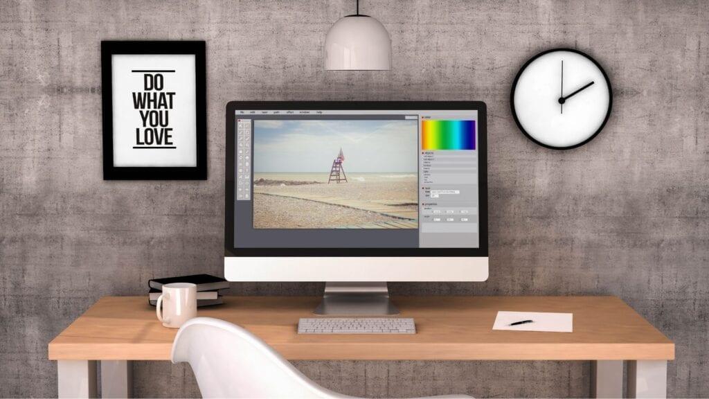 logiciels de retouches de photos